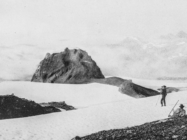 Mount Rainier 1900