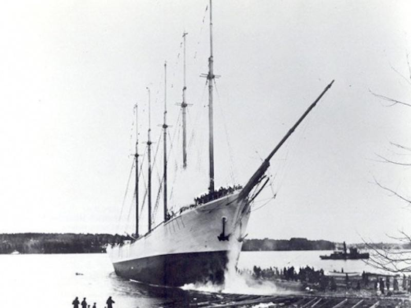 Carroll A Deering Ship