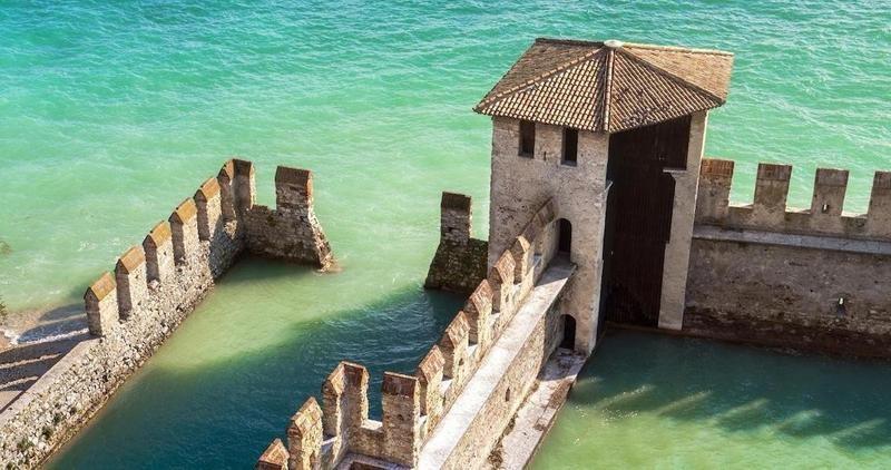 Rocca Scaligera Castle