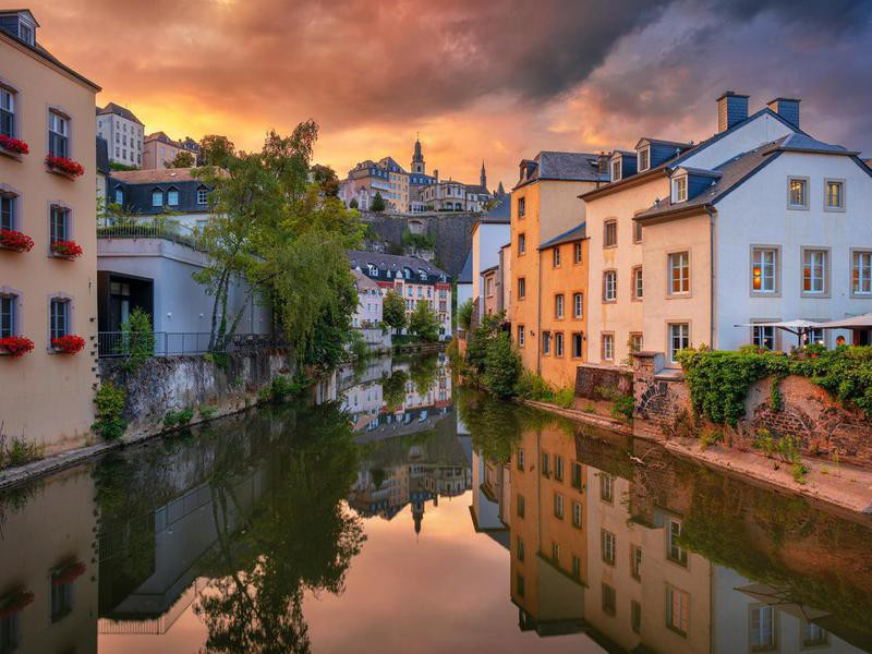Luxembourg City, Luxembourg.