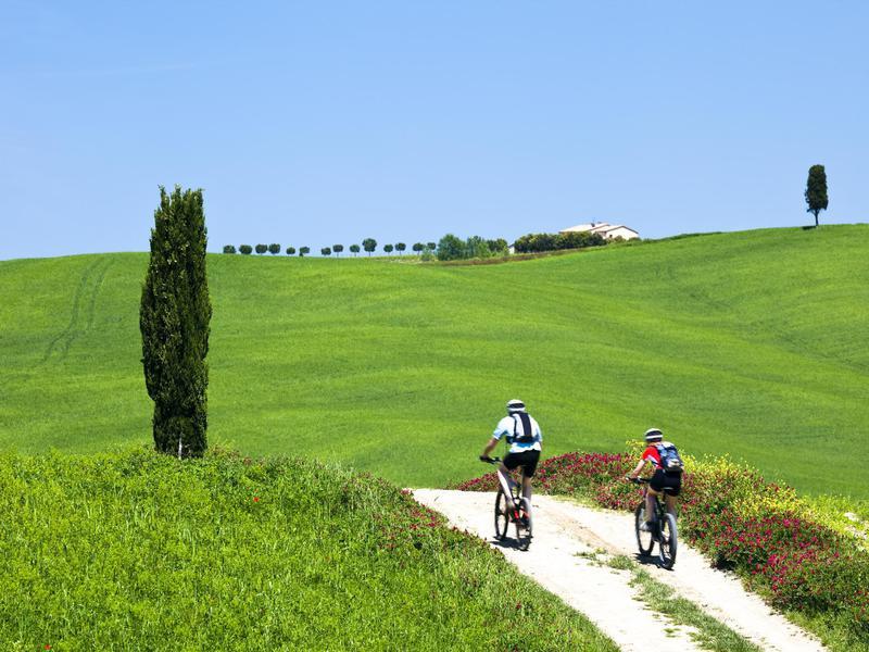 Tuscany Bike Ride
