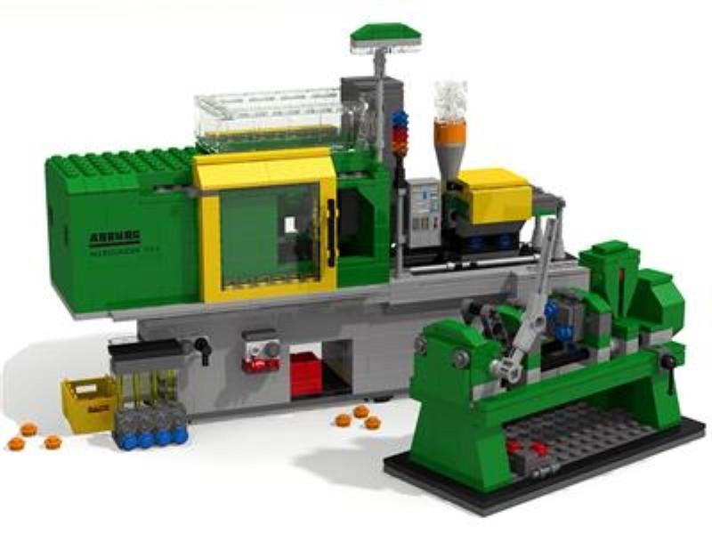 Moulding Machines Lego