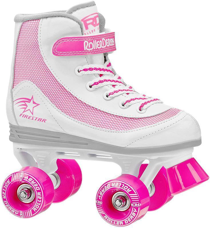 Roller Derby Firestar youth girl's quad roller skates