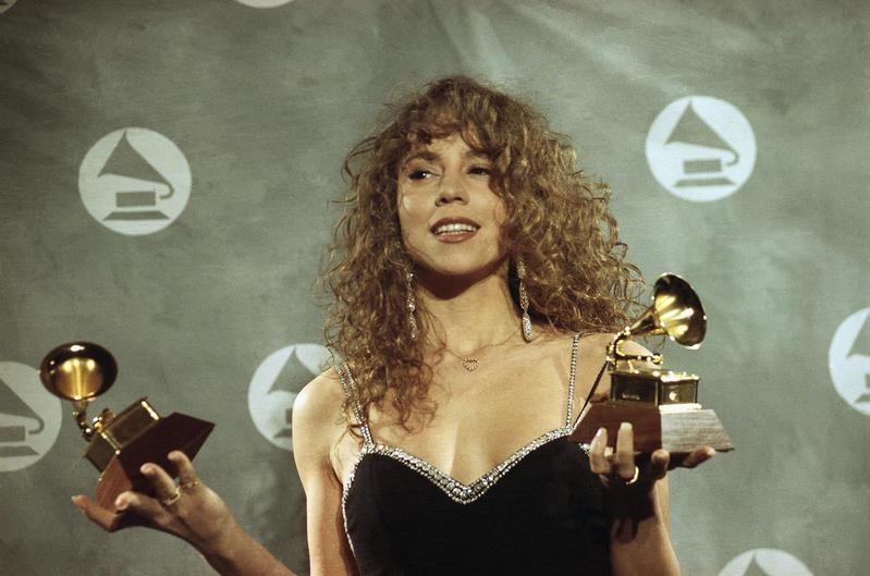 Maria Carey in 1991