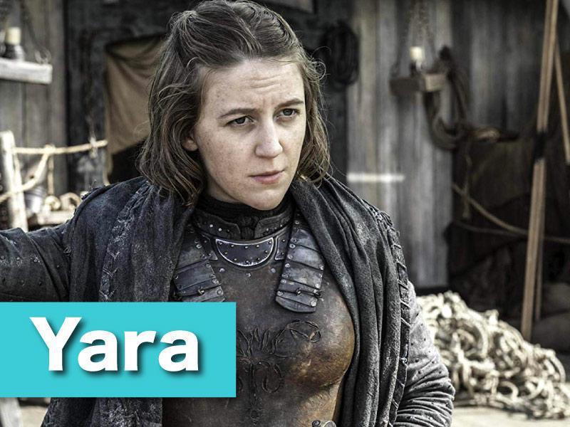 Gemma Whelan in Game of Thrones (2011)