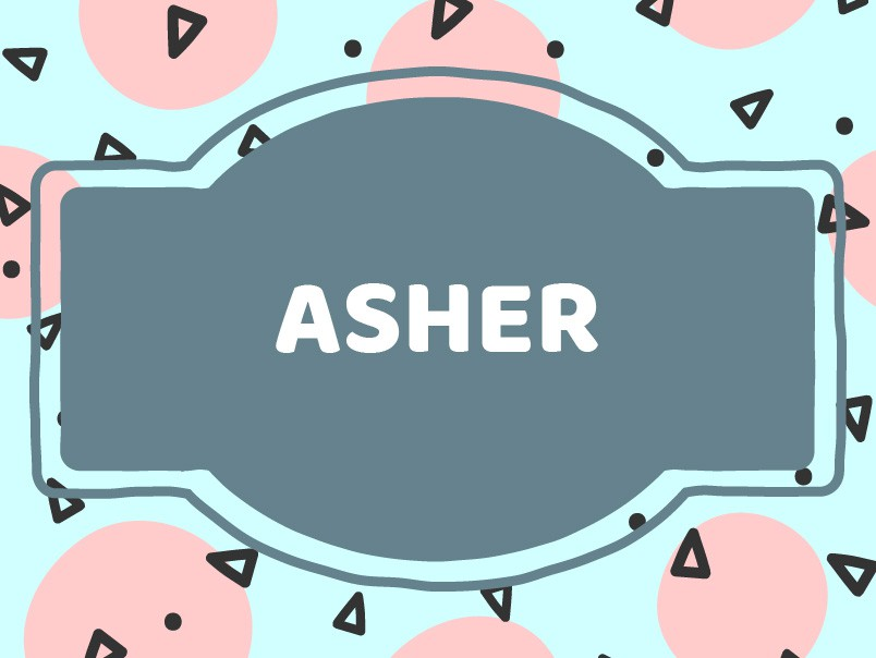 Unique Baby Boy Names: Asher