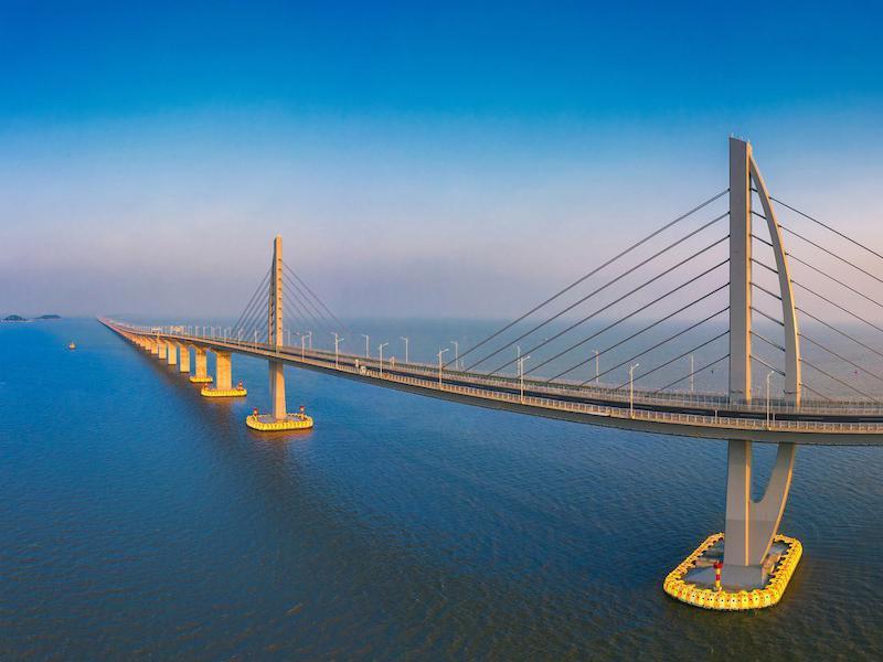Hong Kong-Zuhai-Macao Bridge