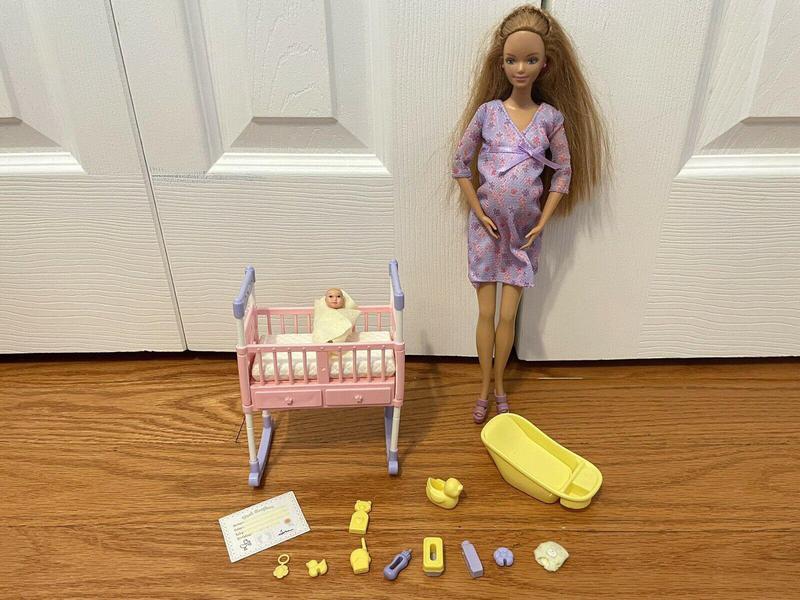 Midge & Baby Barbie
