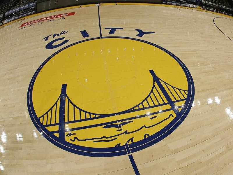 Golden State Warriors Court