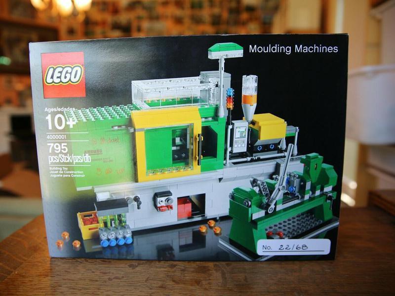 Lego Moulding Machines 4000001