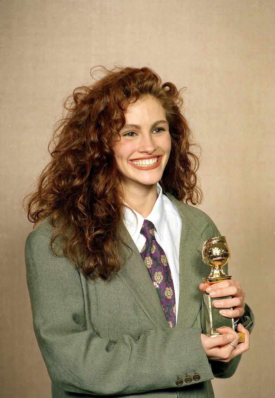 Julia Roberts Golden Globes