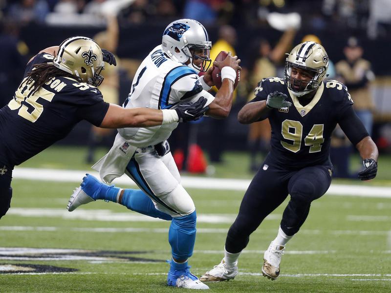 Panthers-Saints
