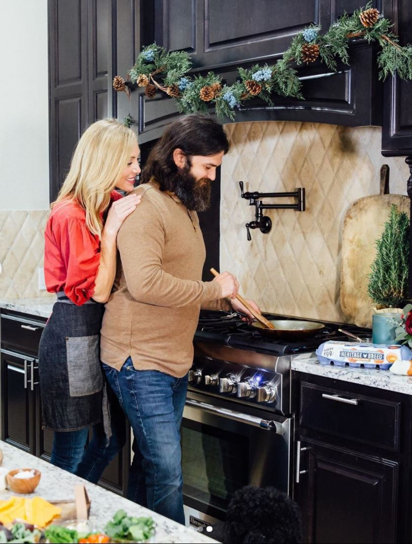 Jep and Jessica's kitchen