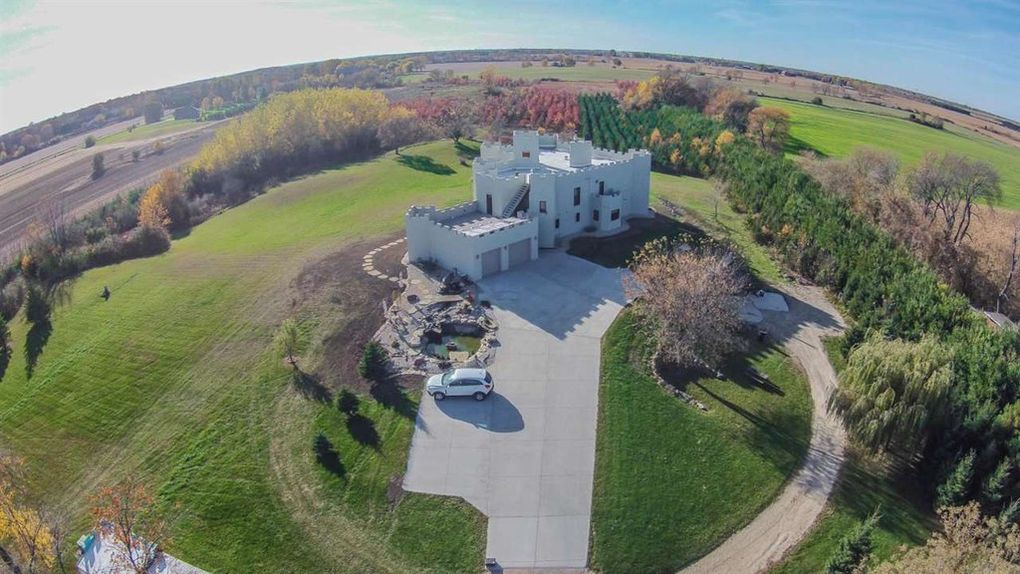 Prepper castle