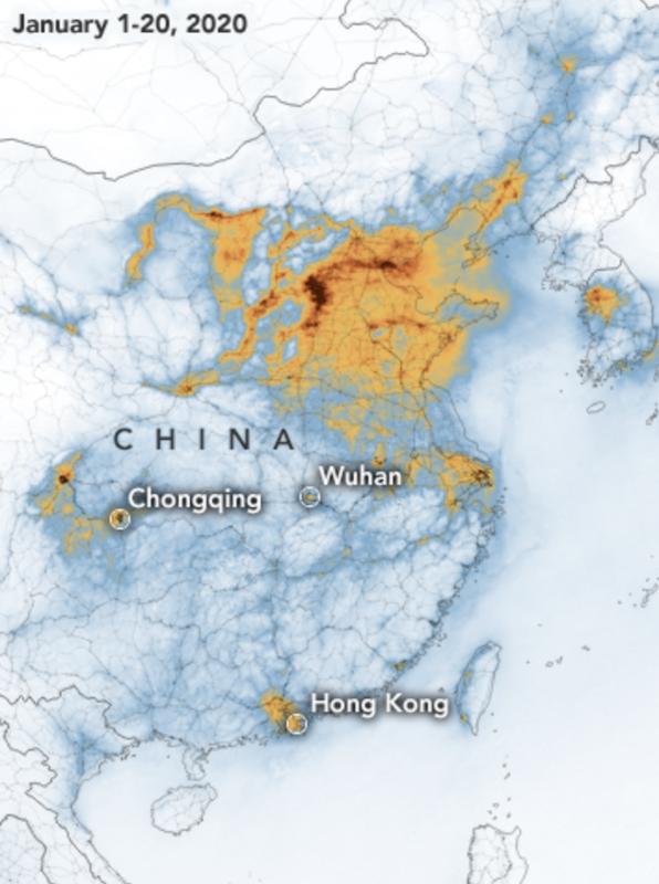 China before