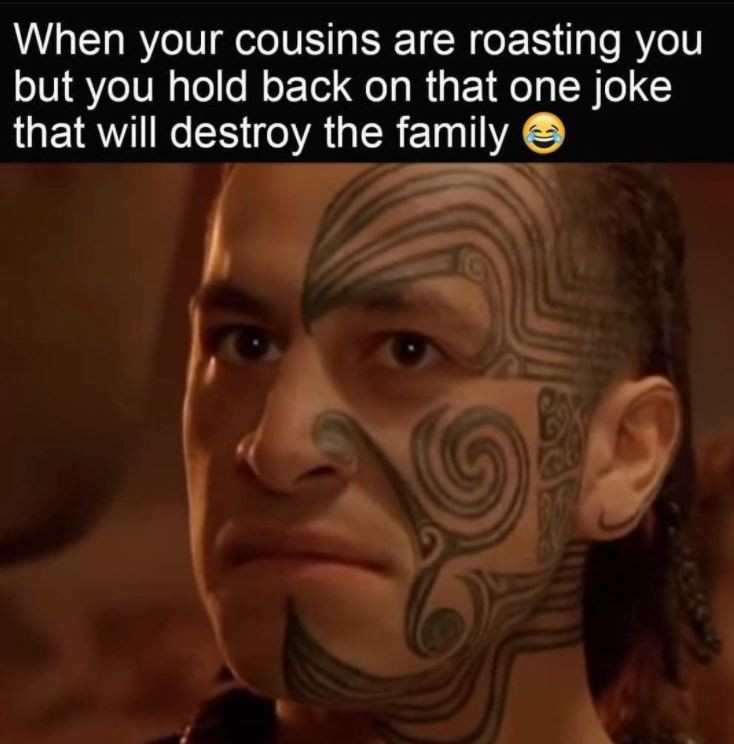 Funny family joke meme