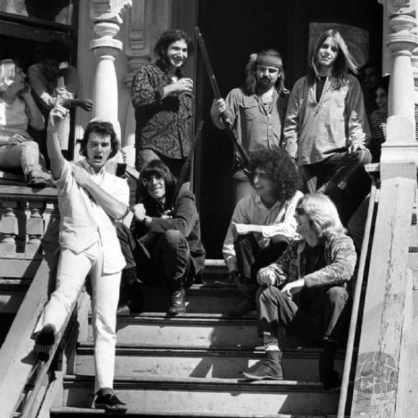 Grateful Dead Houses and Party Pads, Then and Now