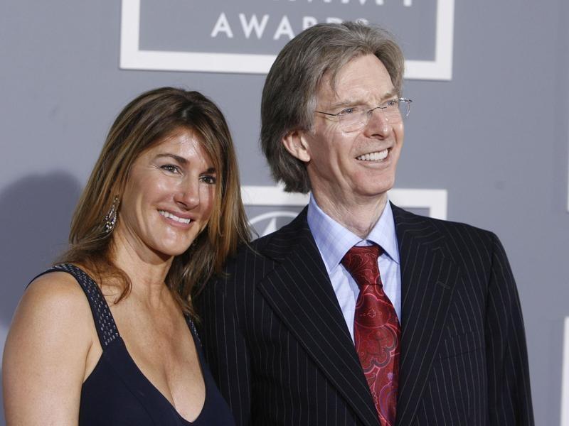 Jill and Phil Lesh