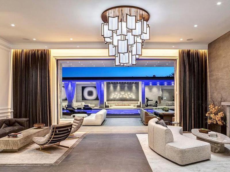 Kylie Jenner's mansion