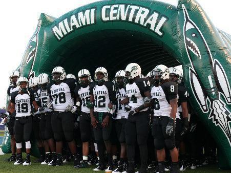 Miami Central High School