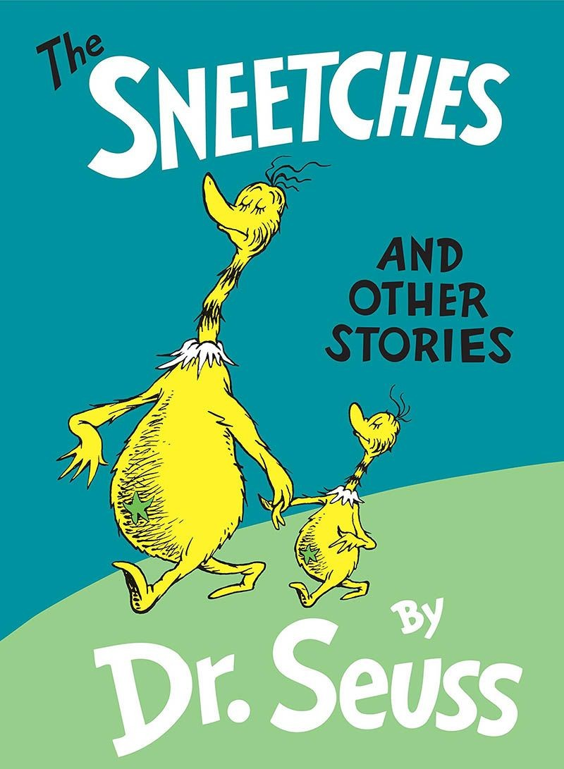 The Sneetches book cover