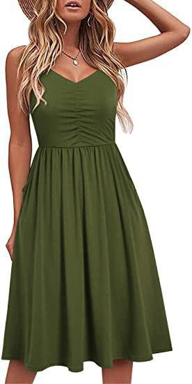 Yathon Casual Beach Dresses for Women