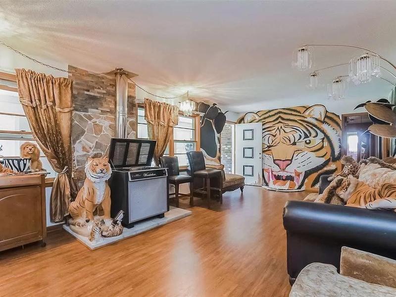 Tiger King house in South Carolina