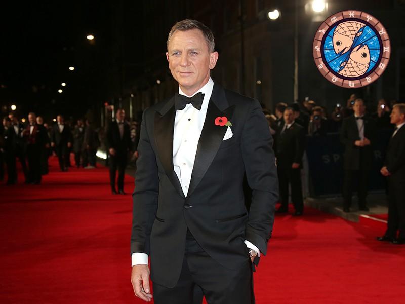 Pisces: Daniel Craig