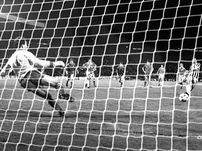 Juventus vs. Liverpool