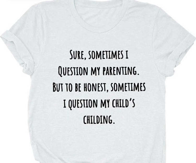 Funny T-Shirts For Moms