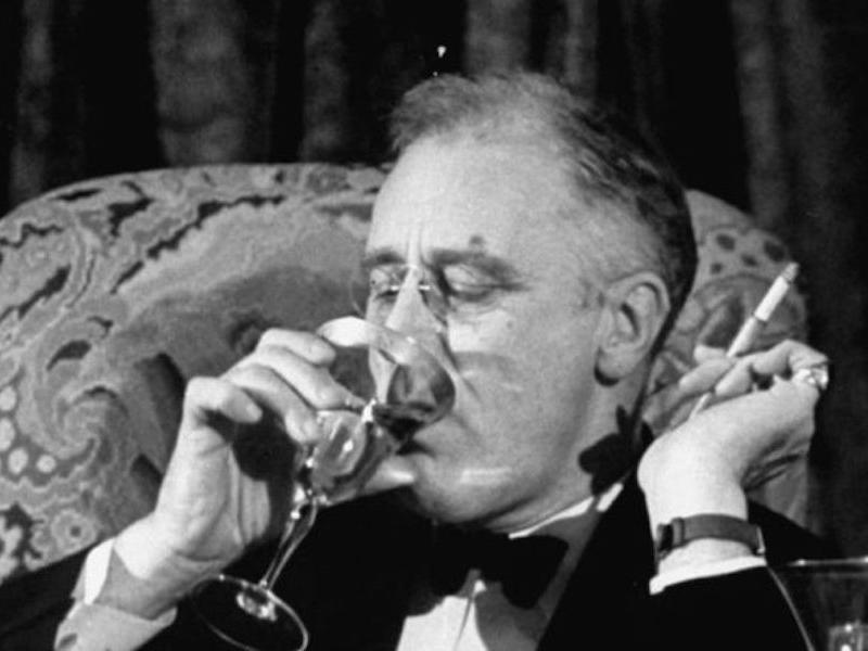 FDR martini