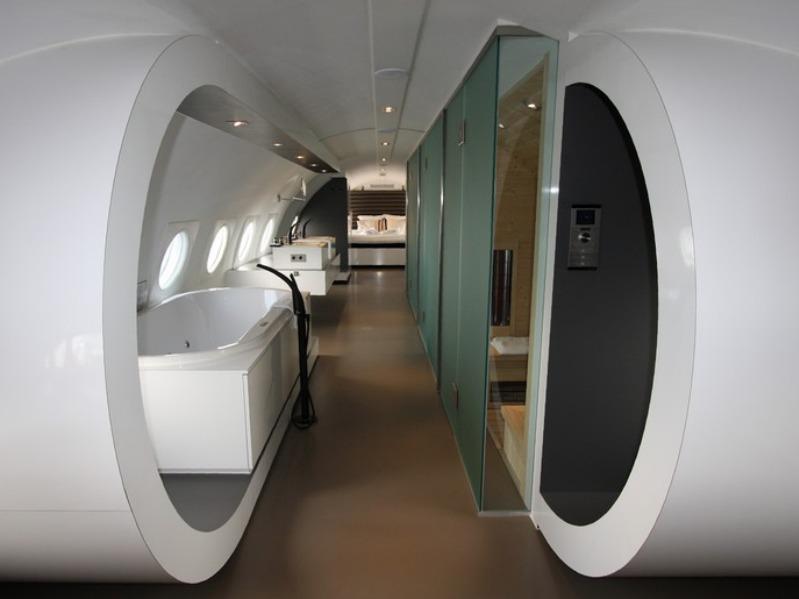 Vliegteug Suite