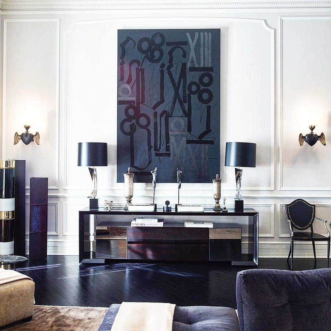 Living room artwork