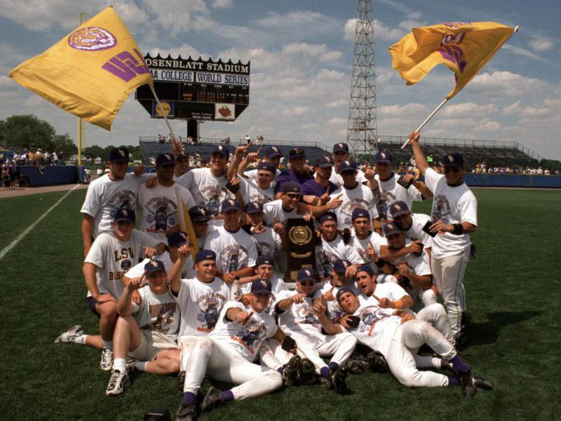 1997 LSU Tigers