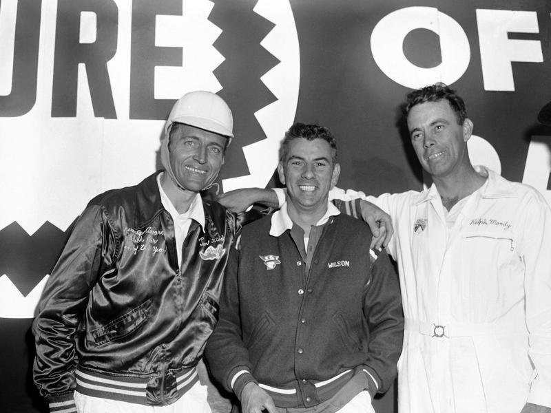 Tim Flock, Billy Meyers, Ralph Moody