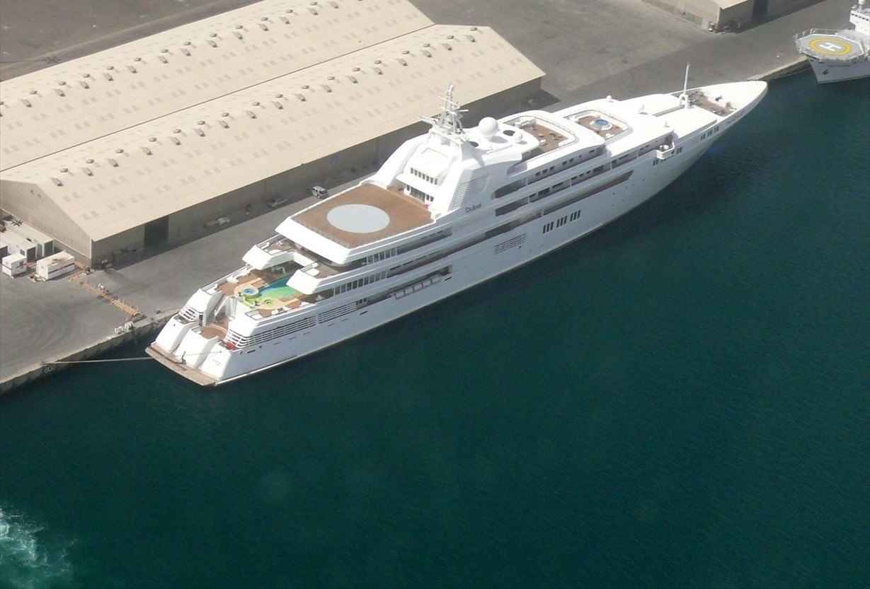 The Dubai Superyacht