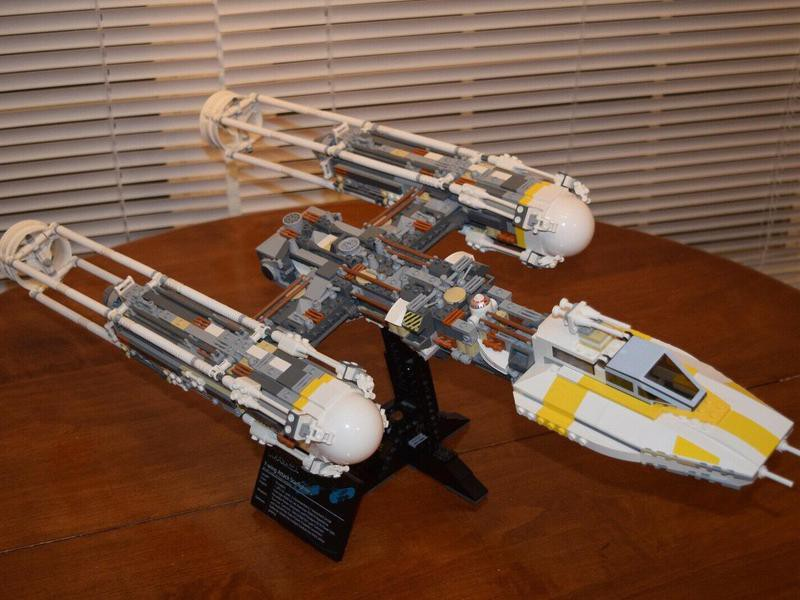 Lego Y-Wing Attack Starfighter