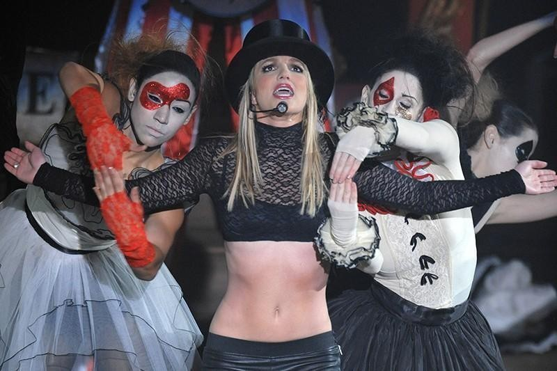 Britney Spears on Good Morning America