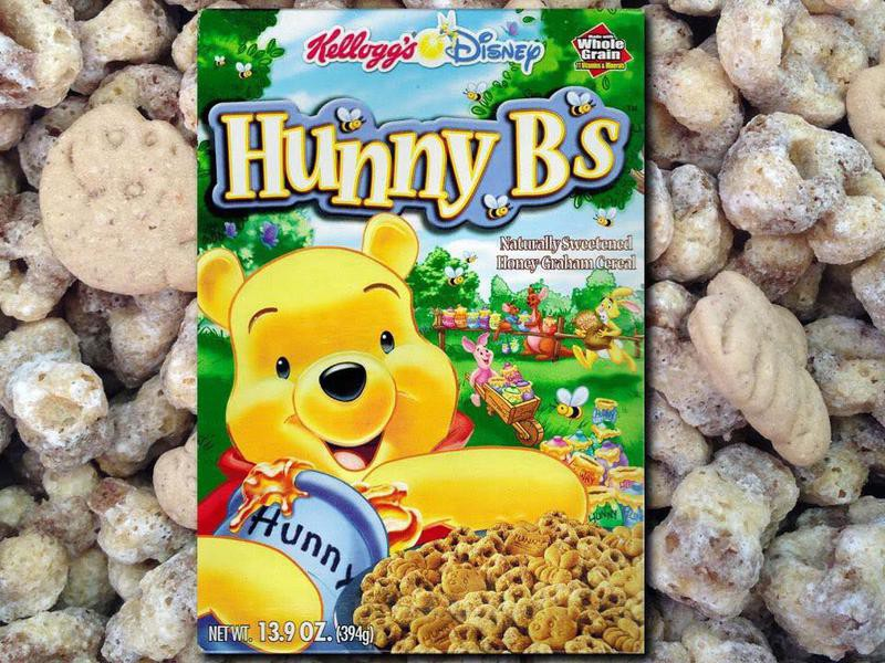 Hunny B's Cereal