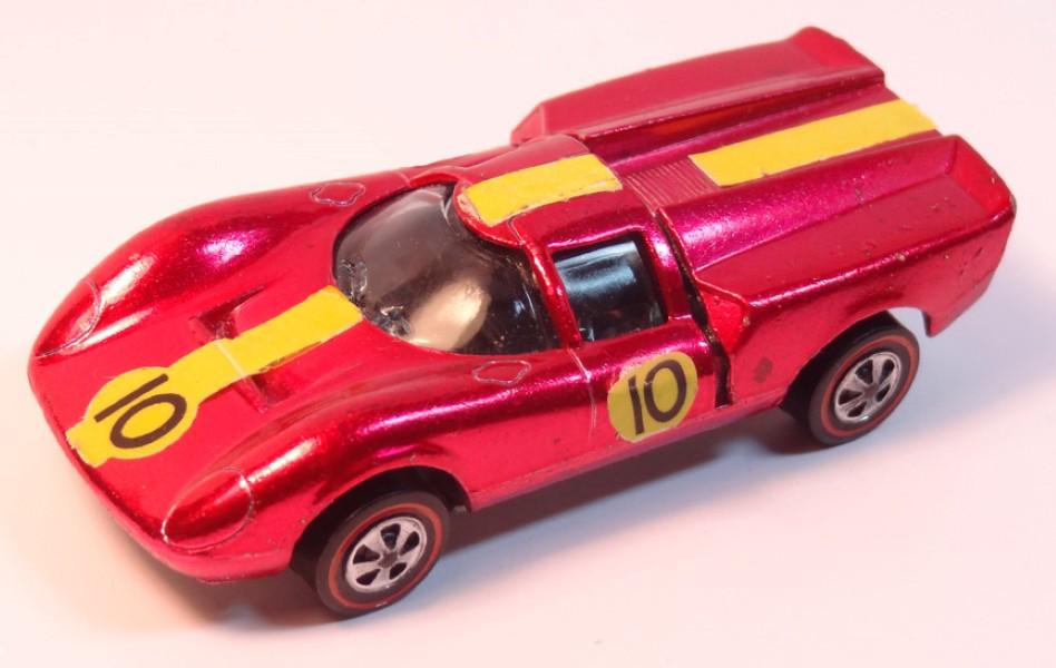 1969 Pink Grand Prix Lola GT70