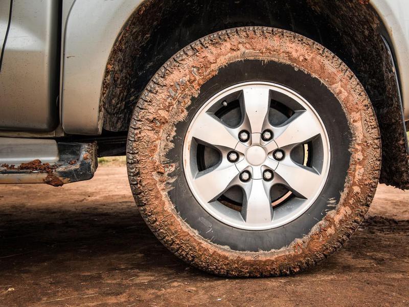 Muddy Tires Law