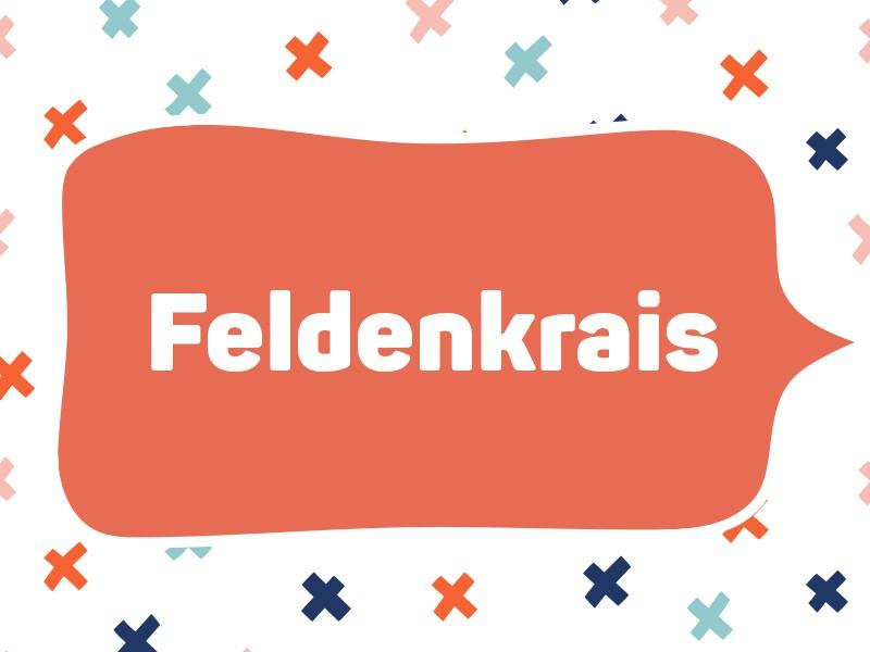 2016: Feldenkrais (Tie)