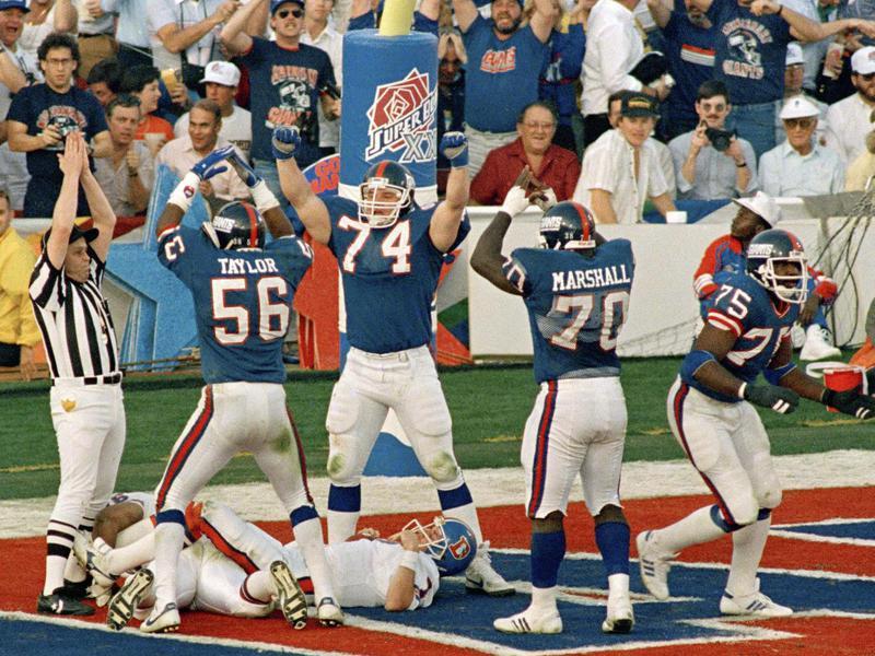 1986 New York Giants