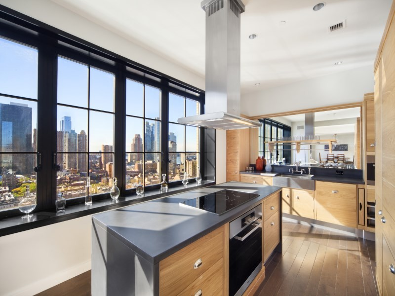Trevor Noah's kitchen
