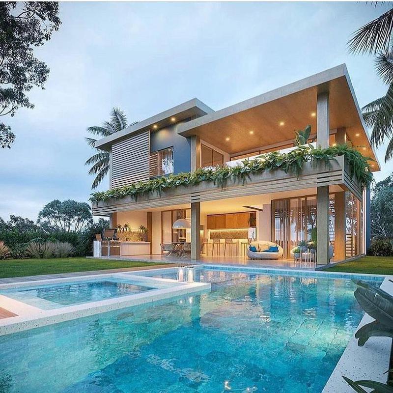 Beautiful Backyard Pool in Brazil