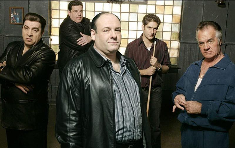 Sopranos crew