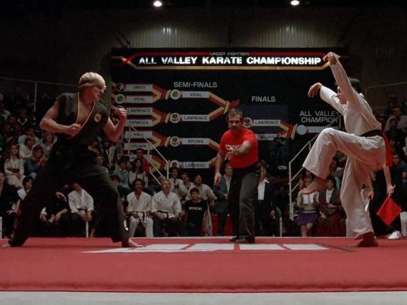 """Daniel LaRusso, """"The Karate Kid"""""""