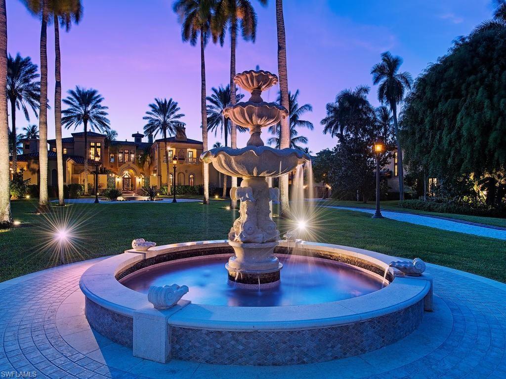 Megamansion in Naples, Florida
