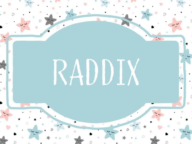 Raddix