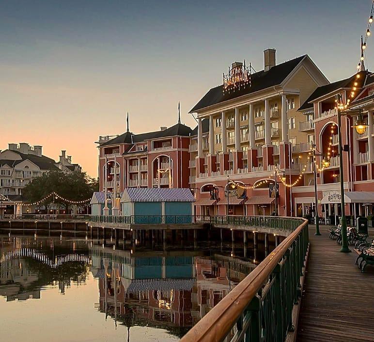 The Boardwalk Resort Disney